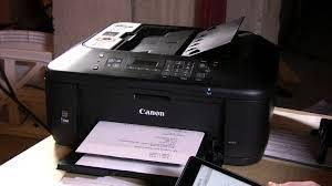 canon pixma mx490 wireless office all in one printer copier