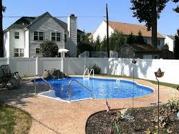 radiant semi inground pool prices u2014 jburgh homes best semi