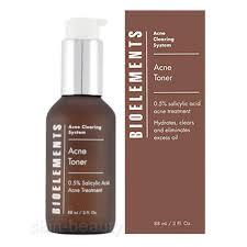 Toner Acne 20 bioelements acne toner bioelements skin care code take20