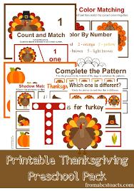 perks of ponder toddler thanksgiving activities