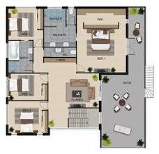 Floor Plan 2d Create High Quality Professional And Realistic 2d Colour Floor