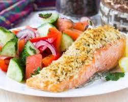 cuisine pavé de saumon recette de pavé de saumon en croûte d herbes au kitchenaid