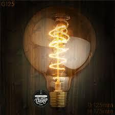 Ampoule Deco Filament Lumiere Vintage Ampoules à Filament Et Luminaires Vintage
