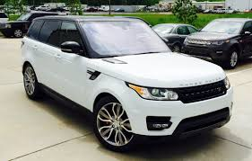 tan range rover 2016 range rover supercharged dynamic full review exhaust start