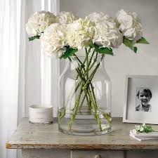 White Hydrangeas Decorating With White Hydrangeas My Favorite Flower