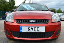 second hand ford fiesta fiesta style for sale in rotherham south