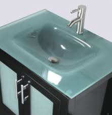Bathroom Great Glass Top Vanity Desigining Home Interior - Bathroom vanities with tops 30 inch