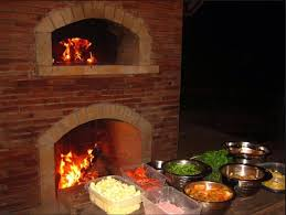 outdoor fireplace and pizza oven combination outdoor fires and