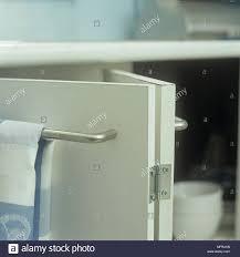 kitchen corner cabinet hinges kitchen corner cupboard hinge on white laminate door with