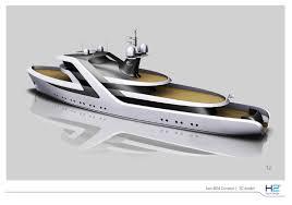 yacht design icon yachts design challenge 59m superyacht conversion by h2 yacht