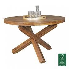 Esszimmertisch Sale Finebuy Design Esszimmertisch Rund ø 120 Cm X 75 Cm Massiv Holz