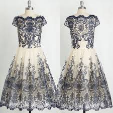 vintage dresses new arrival cheap vintage gown prom dress with lace 100