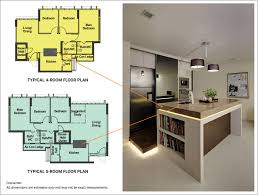 Bto Kitchen Design 15 Brilliant Layout Ideas For Bidadari