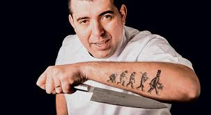 inspirational top 10 chefs with tattoos they are different