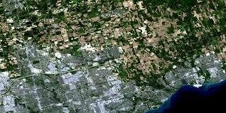 Satellite View Maps Markham On Free Satellite Image Map 030m14 At 1 50 000