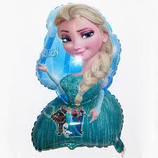frozen balloons kids fashion myar foil frozen mirror balloon buy balloon