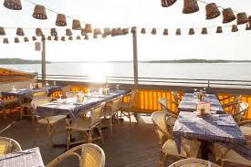 watch the sunset at delicious long island restaurants long