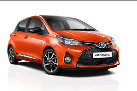 new toyota yaris orange edition brightens up the range auto express
