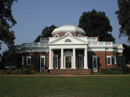 university of virginia l monticello and the university of virginia in charlottesville