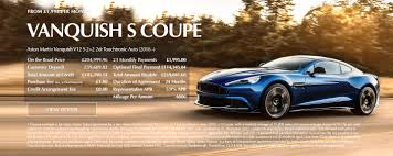 aston martin vanquish 2016 grange new and used aston martin dealers