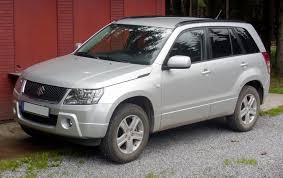 suzuki grand vitara wikipedia