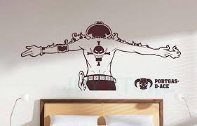 anime wall stickers part 48 decal removable home decor vinyl