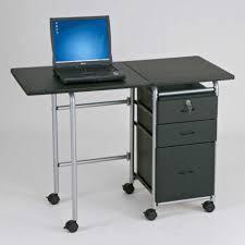 Standing Desk On Wheels Computer Table 53 Remarkable Computer Desk Wheels Photos Ideas