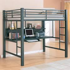 loft beds teenage loft bed with desk pink girls beds teenage