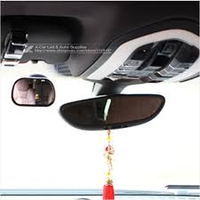baby car mirror with light universal car back seat safety view mirror baby rear mirror car