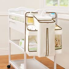 Diaper Organizer For Changing Table 28 Changing Table And Station Ideas That Are Functional And Cute