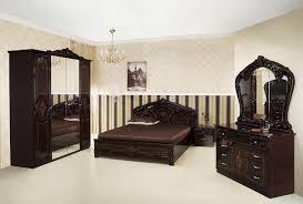 schlafzimmer klassisch schlafzimmer rozza mahagoni klassisch 160x200 cm barock kaufen