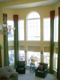 Big Window Curtains Curtains For Big Windows Teawing Co