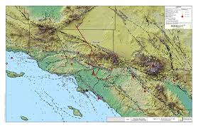 Earthquake Los Angeles Map by 4 7 Geology And Soils