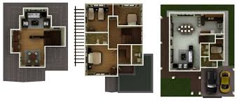 Mother In Law Quarters Floor Plans by House Plans With Servant Quarters