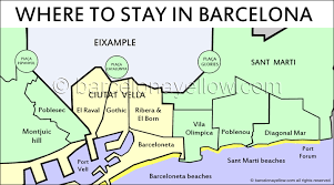 barcelona 2017 where to stay in barcelona which is the best