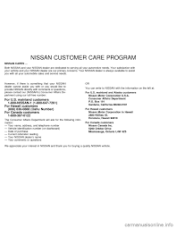 nissan frontier 1998 d22 1 g owners manual