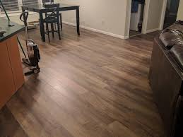 craig in ky picked farmland hickory engineered vinyl plank for the
