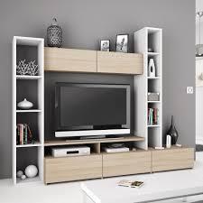 meuble tv pour chambre meuble tv avec rangement chambre urbantrott com