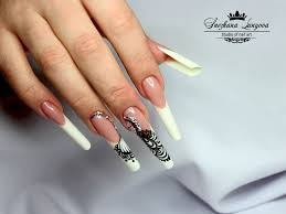 nail shapes