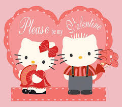 hello valentines day hello hello and sanrio