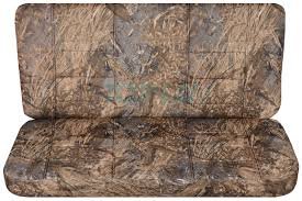 Camo Bench Seat Covers For Trucks Camo Bench Seat Covers Car Truck Van Suv 60 40 40 20 40 50 50 W