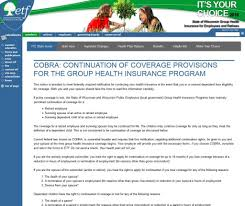 Cobra Termination Notice by State Group Health Insurance Resources Employee Benefits