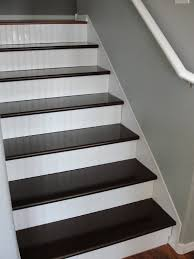 the california farmhouse stairs