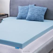 Mattress Pads U0026 Toppers Costco Twin Xl Dorm Bedding Toppers Viscosoft Gelinfused Memory Foam