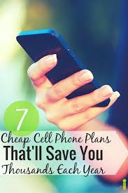 Mobile Plans by 7 Cheap Cell Phone Plans We U0027re Looking At Frugal Rules