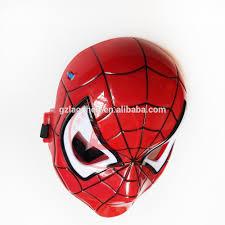 spiderman mask halloween simple design mask children u0027s cartoon face spiderman mask