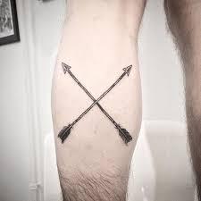 did this crossing arrows motive on marcel today arrow arrows
