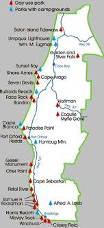 map of oregon state parks oh how i miss this part of heaven my soul continues its journey