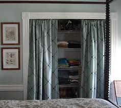 Cloth Closet Doors Create A New Look For Your Room With These Closet Door Ideas