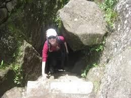 Death Stairs by Wayna Picchu U2014 Hiking The Deadly Climb In Peru Living Charm
